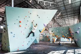 Dünyanın en büyük tırmanış salonu - Dünya Halleri