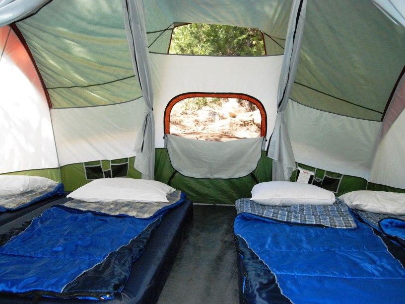 aile kamp çadırı