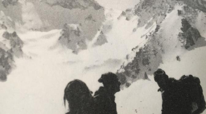 Erciyes Dağına İlk Tırmanış