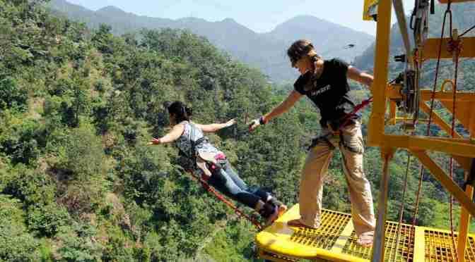Bungee Jumping Kazaları