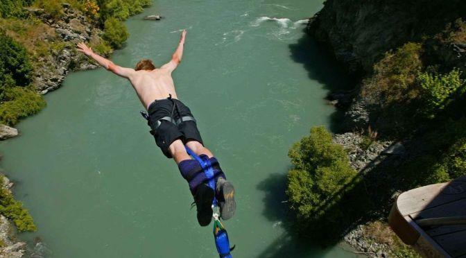 Türkiye'de Bungee Jumping