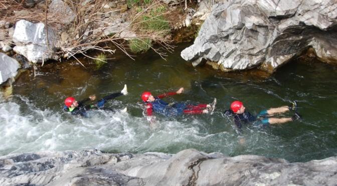 Ekstrem Spor / Canyoning (Kanyon Geçişi)