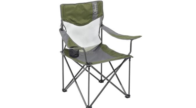 Kamp Sandalyesi Seçimi
