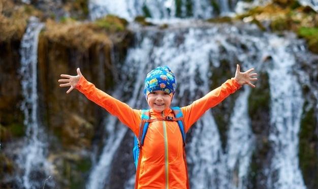 Çocuk Outdoor ve Doğa