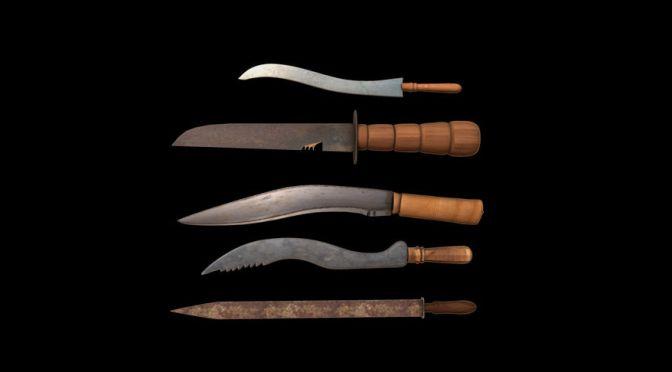 Outdoor Bıçak 1 / Bıçak Hakkında