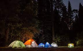 Kamp yapmayı çok istiyorum ama…