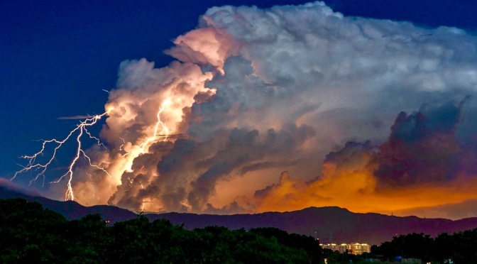 Bulutlara Bakarak Hava Tahmini