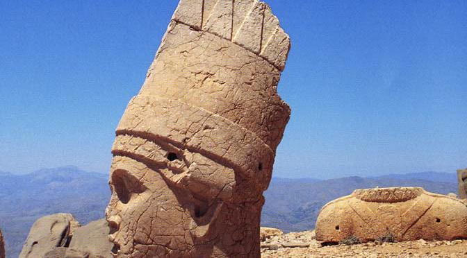 Adıyaman Nemrut Dağı Tanıtımı