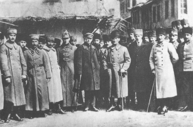 Sessiz Tarih: Batı Anadolu'daki Son Kongre: Afyonkarahisar Kongresi